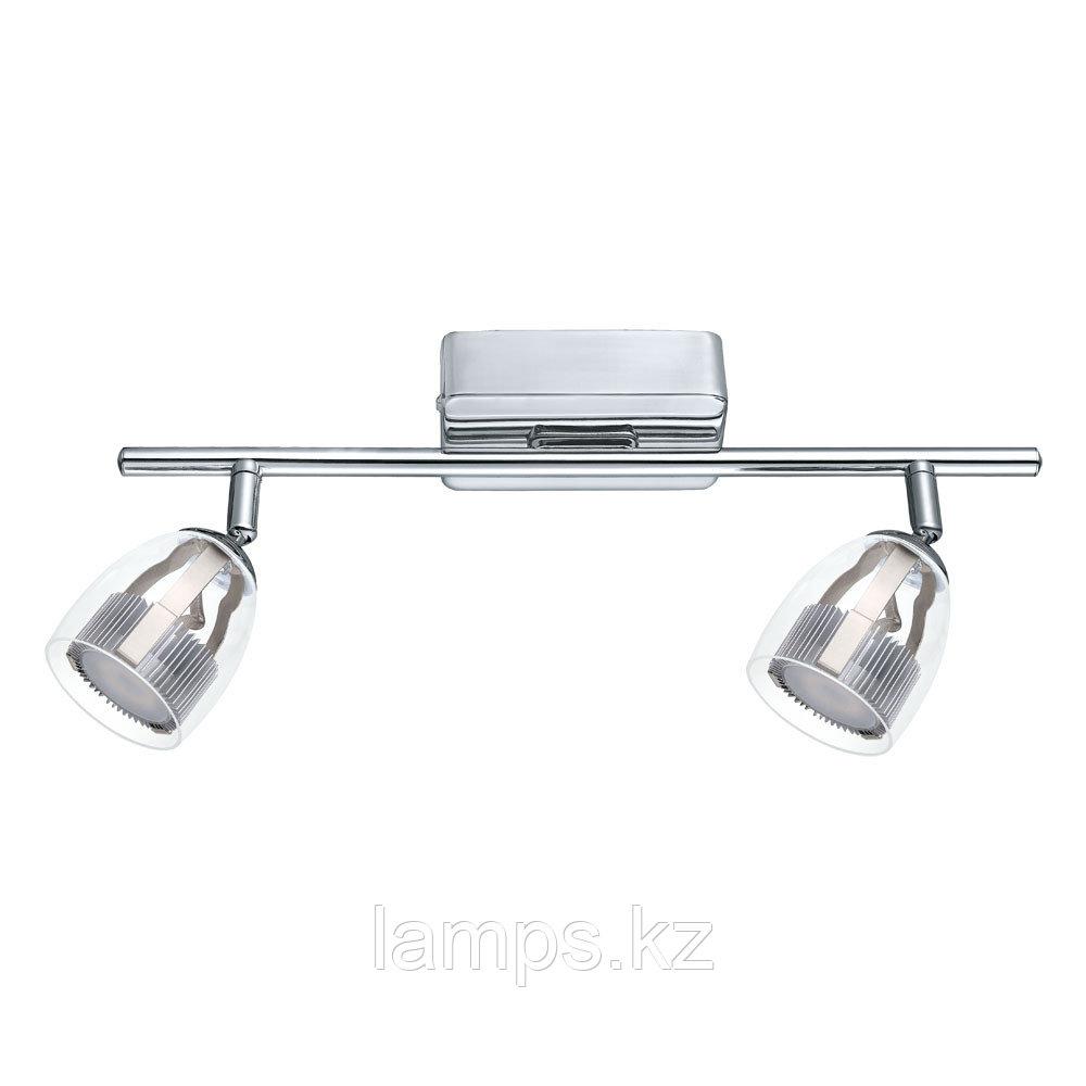 Светильник направленного света настенно-потолочный PECERO 2x 4,5W