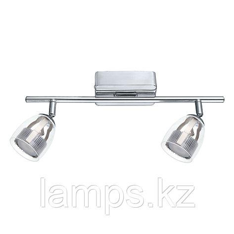 Светильник направленного света настенно-потолочный PECERO 2x 4,5W, фото 2