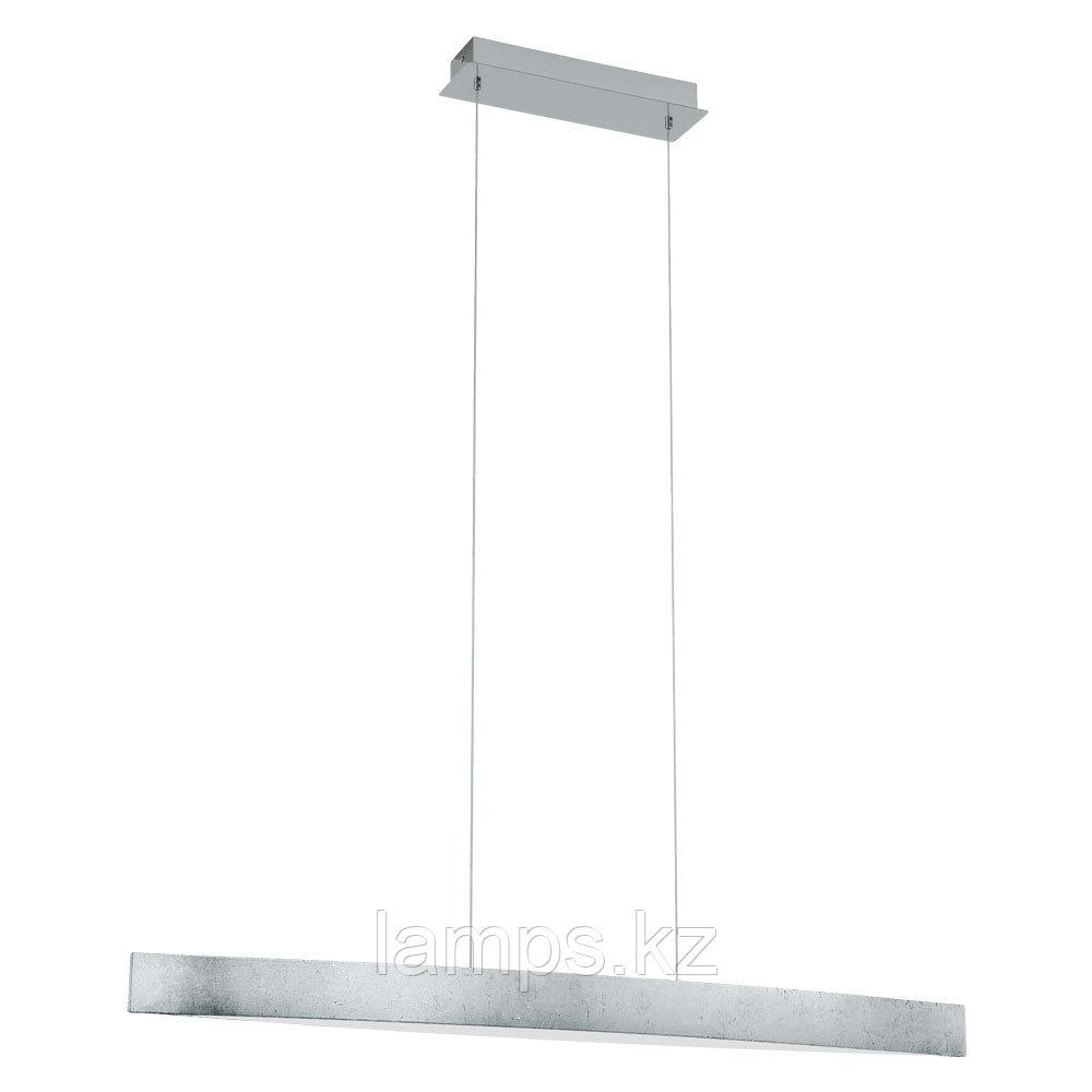 Светильник подвесной -LED  4x6W  STEEL GOLD   'FORNES'