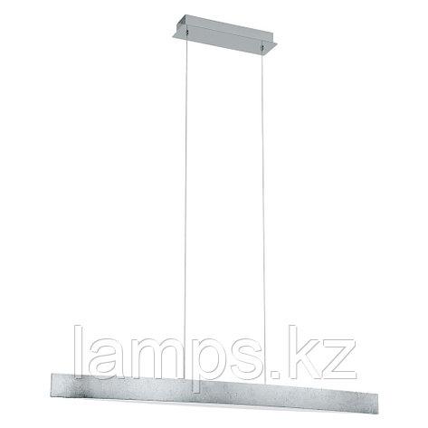 Светильник подвесной -LED  4x6W  STEEL GOLD   'FORNES', фото 2