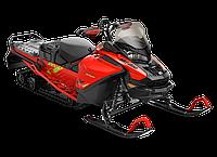 Снегоход BRP Ski-Doo Expedition Xtreme 850 E-TEC Красно-черный 2020