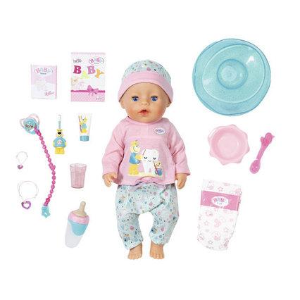 Бэби Борн Кукла Интерактивная Чистим зубки, Бэби Борн Кукла Интерактивная Чистим зубки, 36 см