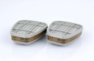 Патрон (фильтр) 3М 6051