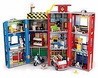 Игровой набор KidKraft Здание спасательной службы (63239), фото 1