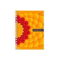 """Записная книжка ArtSpace """"FlowerFantasy"""" А6, 140 листов на гребне, клетка"""