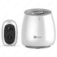 Интернет - WiFi комплект видеонаблюдения Mini Trooper II X1 (C3A + WLB)