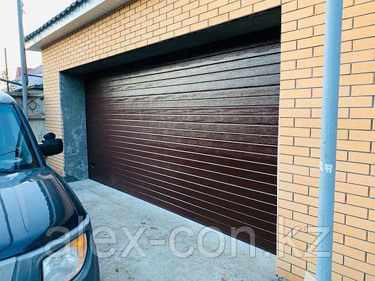 Гаражные ворота большого размера, фото 2