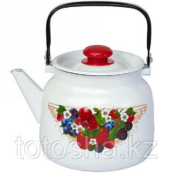 """Чайник 3,5 л """"Ягодный микс"""" С-2713П2/4Рч"""