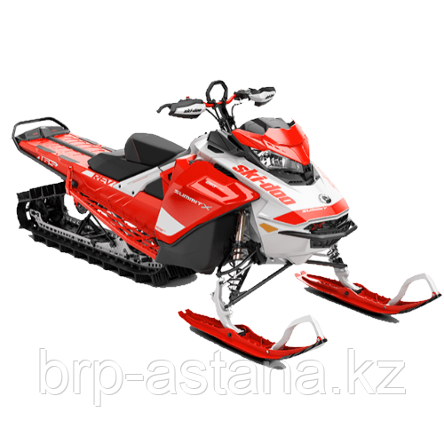 "Снегоход BRP Ski-Doo Summit Expert 850 E-TEC 154"" Dshot Красно-белый 2020"