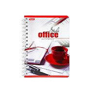 """Записная книжка ArtSpace """"Офис"""" А6, 80 листов на гребне, клетка"""