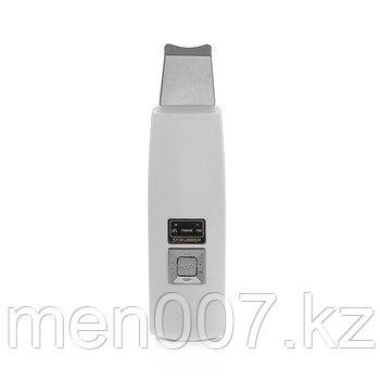 Ultrasonic ion skin scrubber (Ультразвуковой пилинг скрабер)