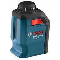 Линейный лазерный нивелир GLL 2-20+BM 3 Professional