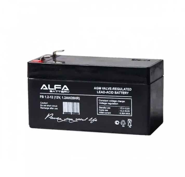 Аккумулятор AB 1,2 А/ч