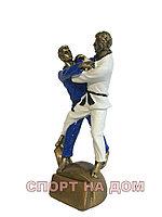 "Статуэтка ""Борьба дзюдо"""