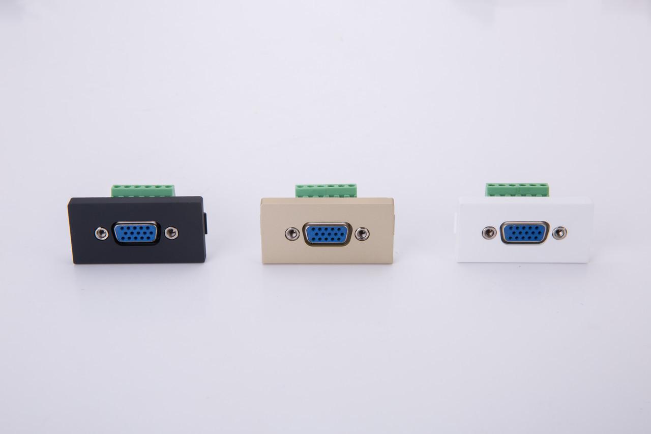 Модуль-розетка VGA (15 pin)