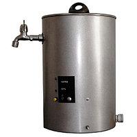 Кипятильник электрический непрерывного действия КНЭ-100-01 нерж. (250х250х360мм, 10кВт, 100±10л/час, 380В, 6,0кг)