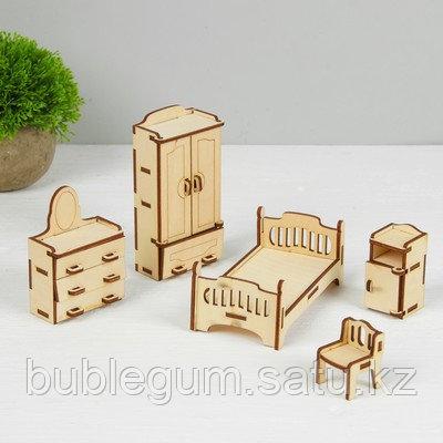 """Набор мебели """"Спальня"""", 5 предметов"""