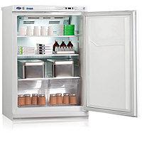 """Холодильник фармацевтический V=140л, """"POZIS ХФ-140"""" (+2...+14, 610х600х910 мм) с металлической дверью и замком"""