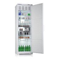 Холодильник фармацевтический V=400л, ХФ-400-2 (+2...+15, 607х600х1950мм) с мет. дверью и замком