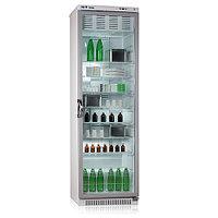 Холодильник фармацевтический V=400л,POZIS ХФ-400-3(+2...+15, 607х600х1950мм)со стекл.дверью и замком