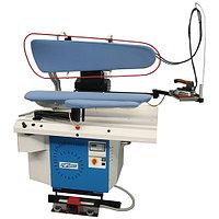 Пресс гладильный ЛПР-208.20 (1130х1250х1450-1650 мм, разм.глад.пов.360х1190х220 мм, с парогенер. 25л., компрессор, вентилятор, насадка д/кожи, масса