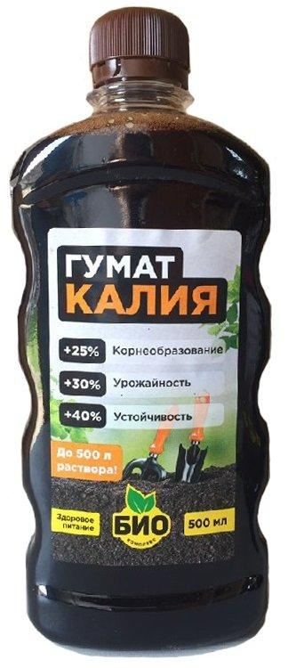 Гумат калия 0,5