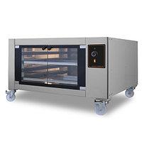 Шкаф расстоечный Resto Italia TR4 (4 уровня, вместимость 8 листов 600х400, 1,6 кВт, 1130х1020х500мм)