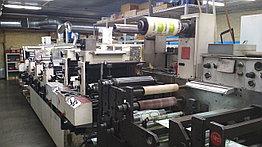 Флексопечатная машина NILPETER B-280