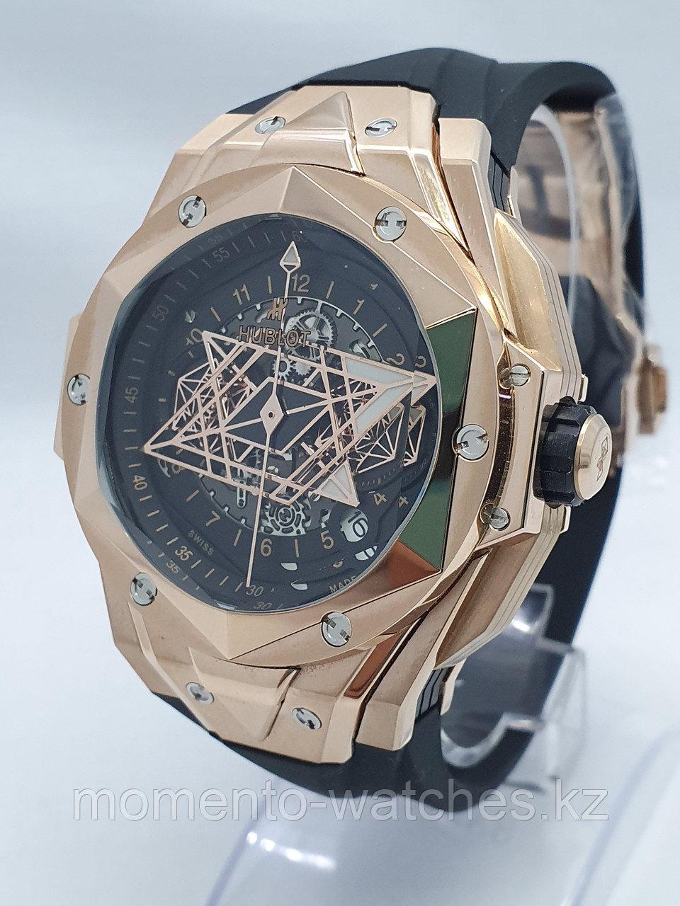 Мужские часы Hublot Unico Chronograph