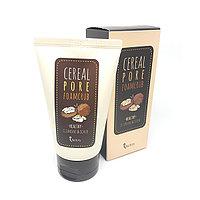 Пенка-скраб для лица c маслом грецкого ореха Some By Mi Cereal Pore Foam Crub Cleansing & Scrub
