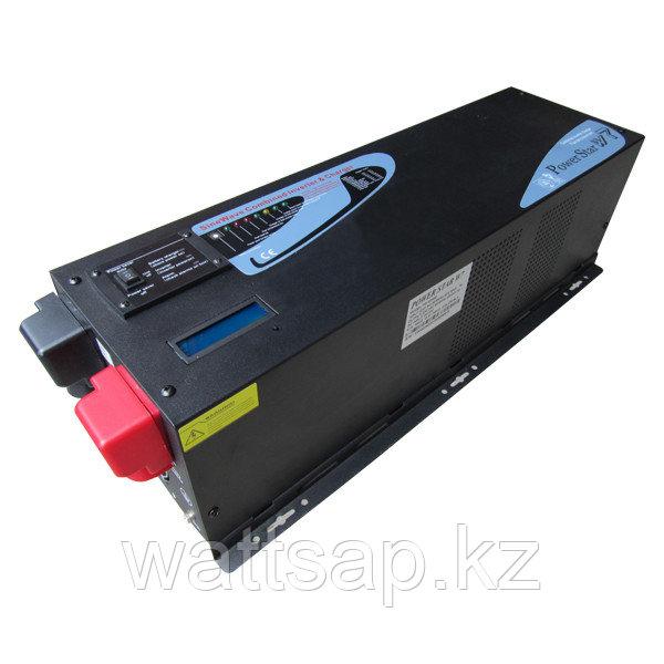 Инвертор преобразователь напряжения Power Star W7 PSW 5024E, 24-220В, 5 кВт