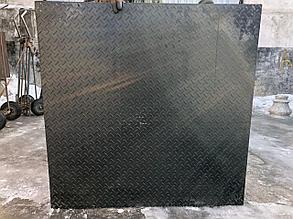Весы платформенные, промышленные до 3000 кг. Размер 1м. на 1м., фото 2
