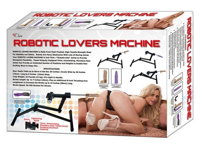Секс машина Robotic
