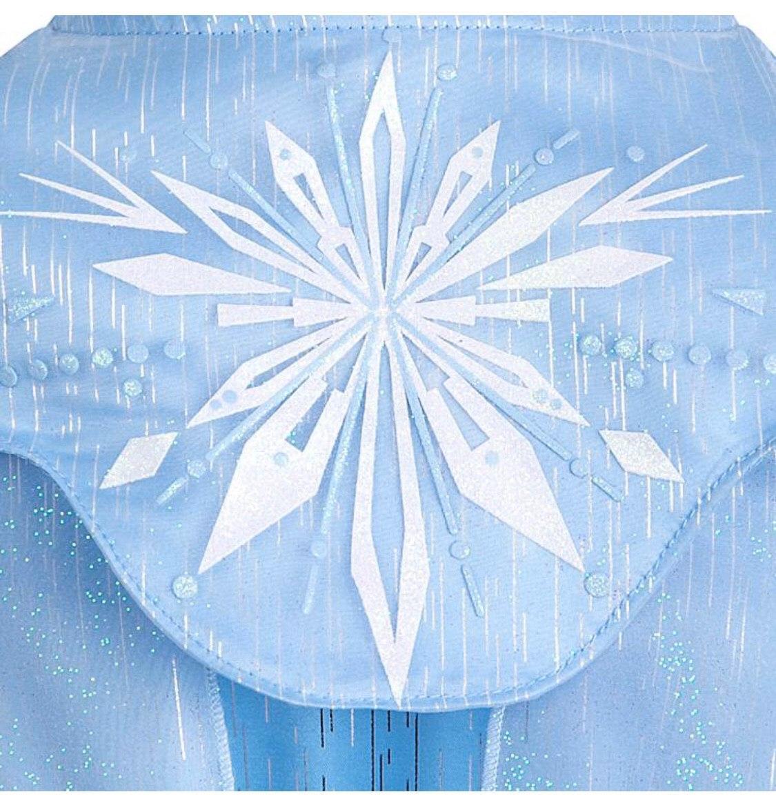 Костюм Эльзы из мультфильма «Холодное сердце 2» - фото 9