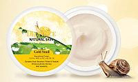 Крем для лица DEOPROCE Natural Skin Gold Snail Nourishing Cream 100 g
