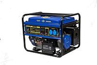 Бензиновый генератор Mateus MS01106 (6,5GFE) (ручной старт, бак 25 л)