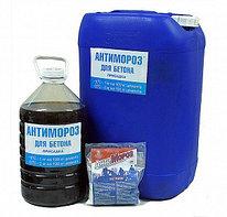 Антимороз (присадка для бетона)