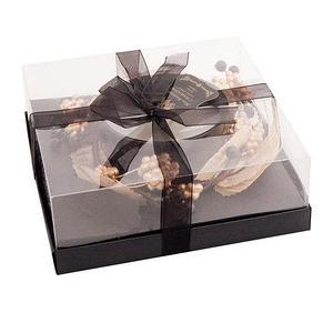 Новогодний сувенир декорированные восковые свечи (Золото)