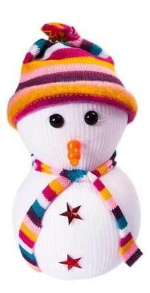 Кукла «Рождественский снеговик», фото 2