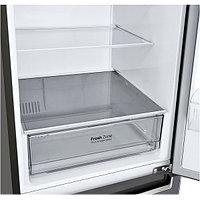 Холодильник LG GA-B 509 SLCL Silver, фото 6