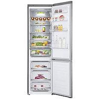 Холодильник LG GA-B 509 SLCL Silver, фото 4