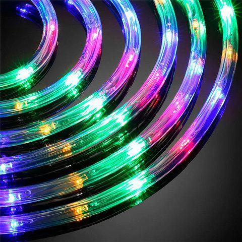 Гирлянда-дюралайт LED OSKA с 8 режимами работы [10 м] (Разноцветный)