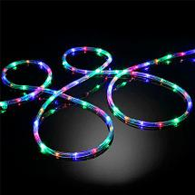 Гирлянда-дюралайт LED OSKA с 8 режимами работы [10 м] (Разноцветный), фото 3