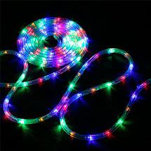 Гирлянда-дюралайт LED OSKA с 8 режимами работы [10 м] (Разноцветный), фото 2