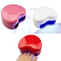 Сушилка для ногтей В форме сердца, фото 3