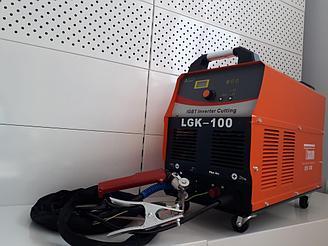 Источник плазмы LGK-100 IGBT для ручной и автоматической резки на станке с ЧПУ