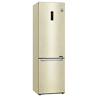 Холодильник LG GA-B509SEDZ Beige, фото 2
