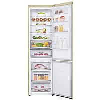 Холодильник LG GA-B509SEDZ Beige, фото 3