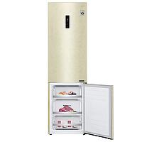 Холодильник LG GA-B509SEDZ Beige, фото 4