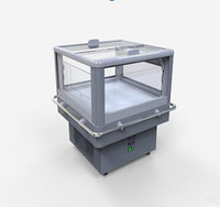 Морозильная бонета Pamir WNPA-09